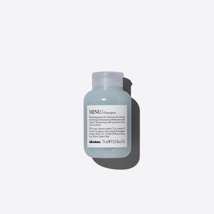 Davines Essential Haircare MINU Shampoo 75ml kappersoutlet
