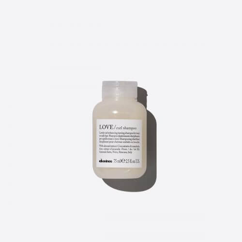 Davines Essential Haircare LOVE CURL Shampoo 75ml kappersoutlet