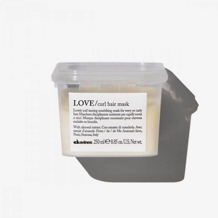 Davines Essential Haircare LOVE CURL Masker 250ml kappersoutlet