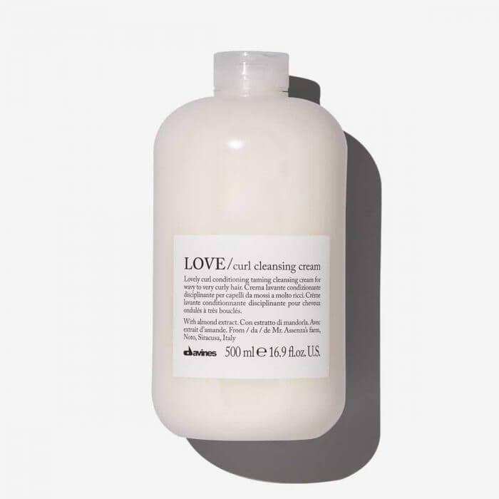 Davines Essential Haircare LOVE CURL Cleansing Cream 500ml kappersoutlet