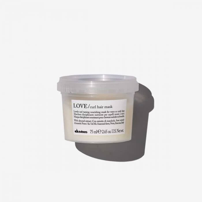 Davines Essential Haircare LOVE CURL Masker 75ml kappersoutlet