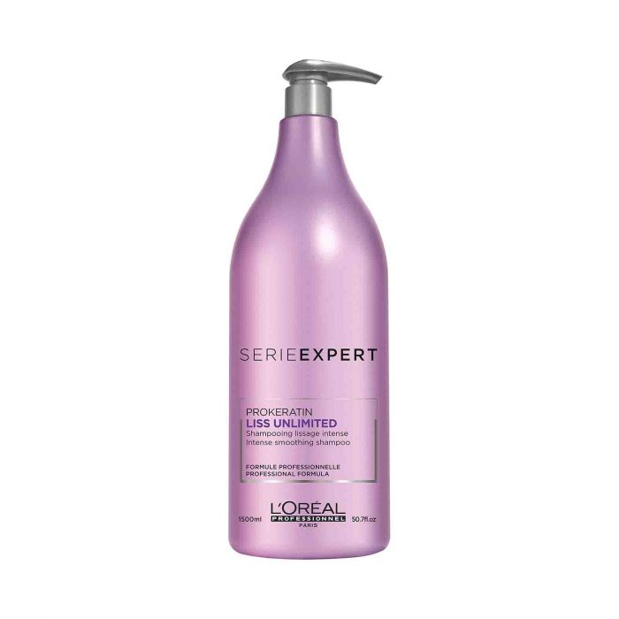 goedkoop online L'Oréal Professionnel Serie Expert Liss Unlimited Shampoo 1500ml kopen KappersOutlet