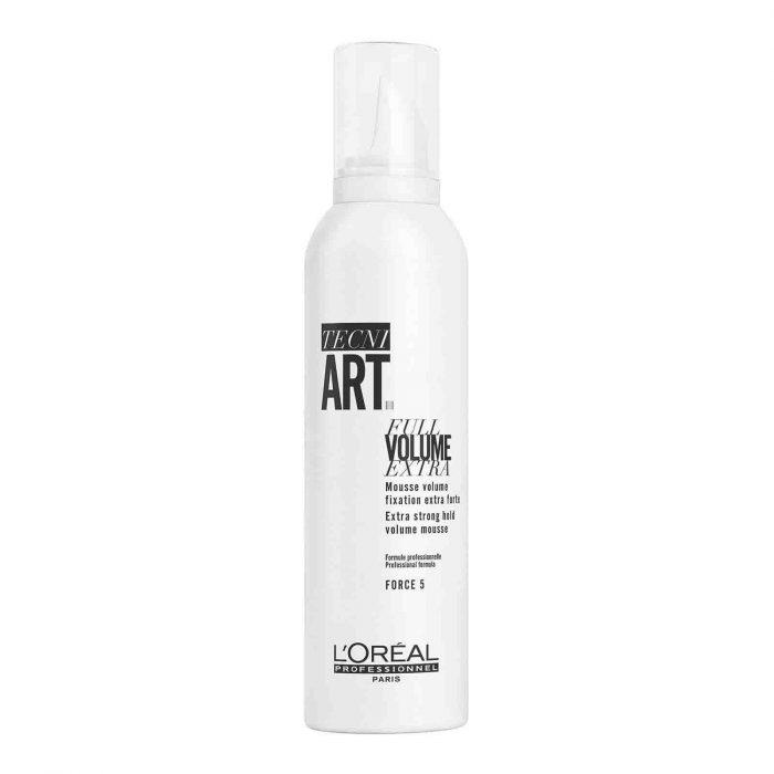 goedkoop online L'Oréal Professionnel Tecni.ART Full Volume Extra Mousse 250ml kopen KappersOutlet