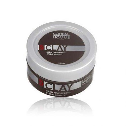 L'Oréal Professionnel LP Homme Clay 50ml kappersoutlet