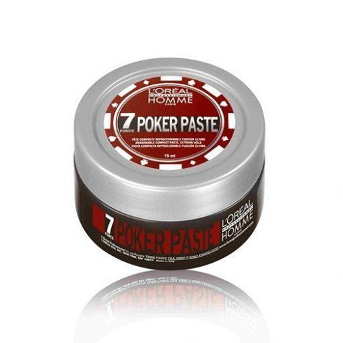 L'Oréal Professionnel - LP Homme Poker Paste 75ml KappersOutlet
