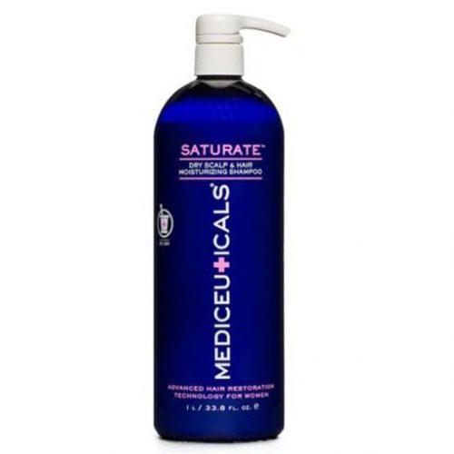 Mediceuticals Saturate Shampoo 1000ml kappersoutlet