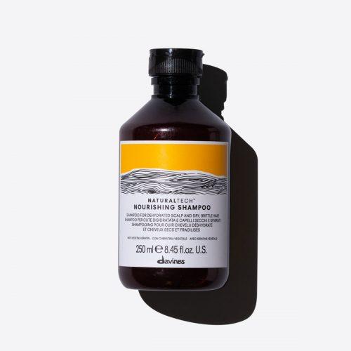 davines naturaltech nourishing shampoo 250ml kappersoutlet