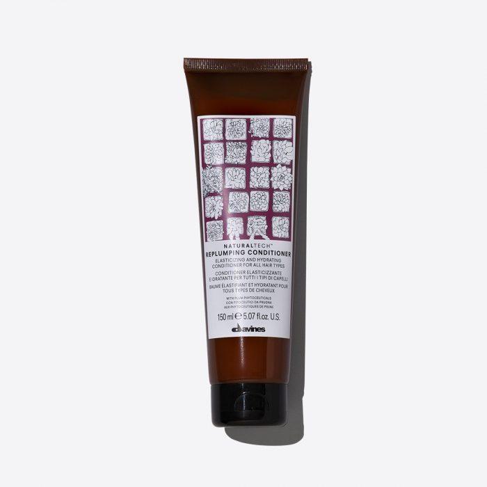 davines naturaltech replumping conditioner 150ml kappersoutlet