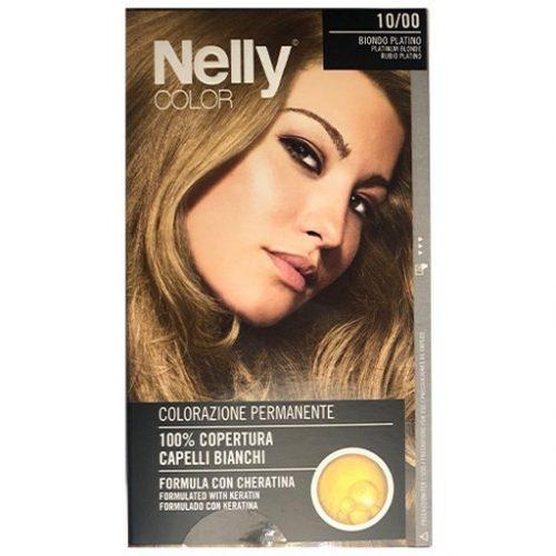 Nelly Color 10/00 Platinum Blond Haarkleuring kappersoutlet