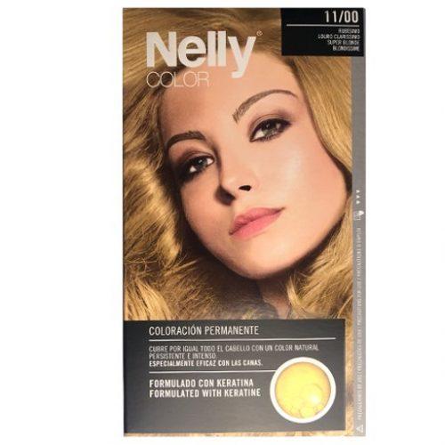 Nelly Color 11/00 Super Blond Haarkleuring Kit kappersoutlet