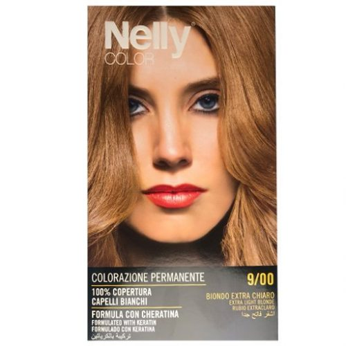 Nelly Color 9/00 Extra Lichtblond Haarkleuring kappersoutlet