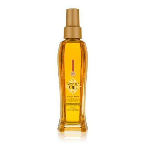 l'oréal professionnel l'oreal mythic oil huile richesse 100ml kappersoutlet