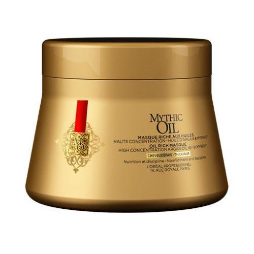 l'oréal professionnel l'oreal mythic oil masker dik haar 200ml kappersoutlet