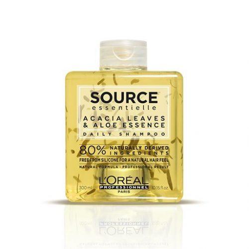 l'oréal professionnel loreal source essentielle daily shampoo 300ml kappersoutlet