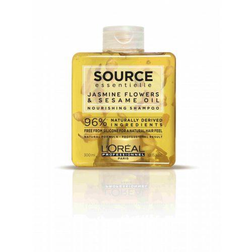 l'oréal professionnel l'oreal source essentielle nourishing shampoo 300ml kappersoutlet