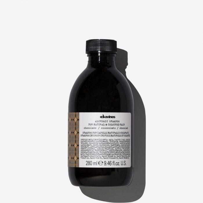 Davines Alchemic Shampoo Chocolate 280ml kappersoutlet