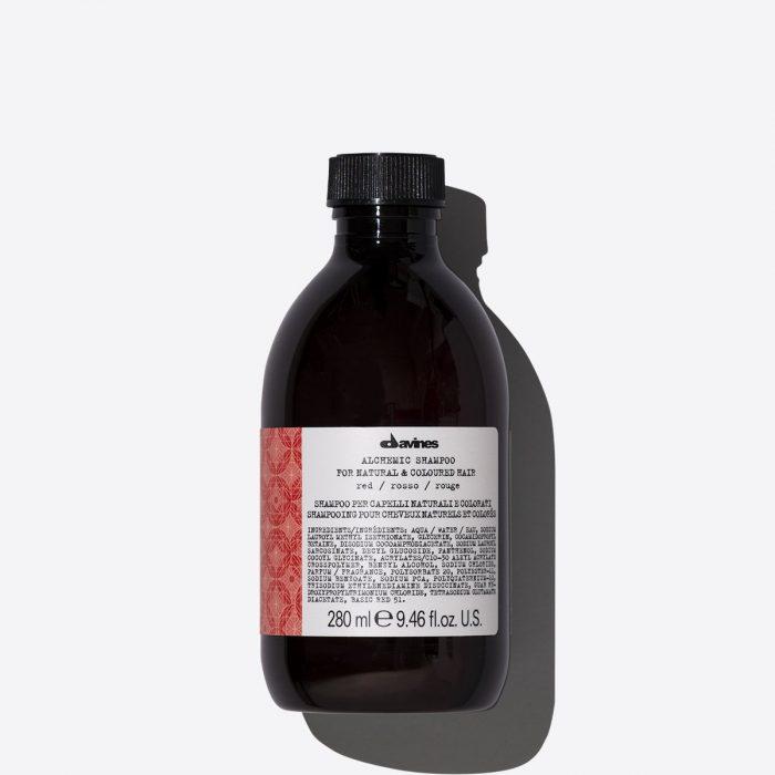 Davines alchemic shampoo red 280ml kappersoutlet