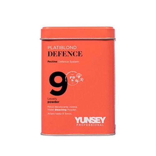Yunsey Ontkleuringspoeder Platiblond Defence 500g