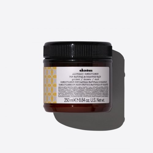 davines alchemic conditioner golden 250ml kappersoutlet