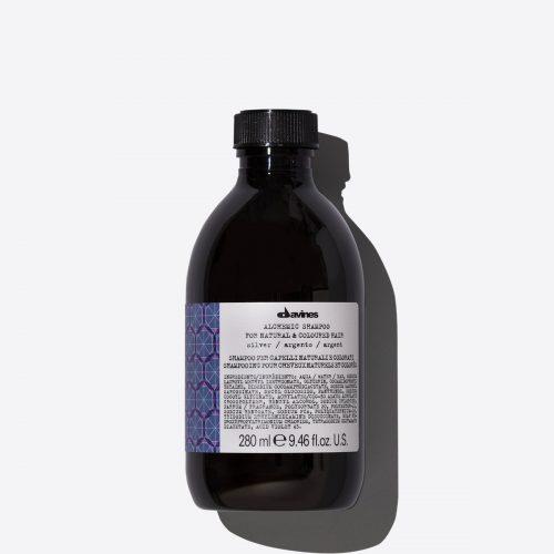davines alchemic shampoo silver 280ml kappersoutlet