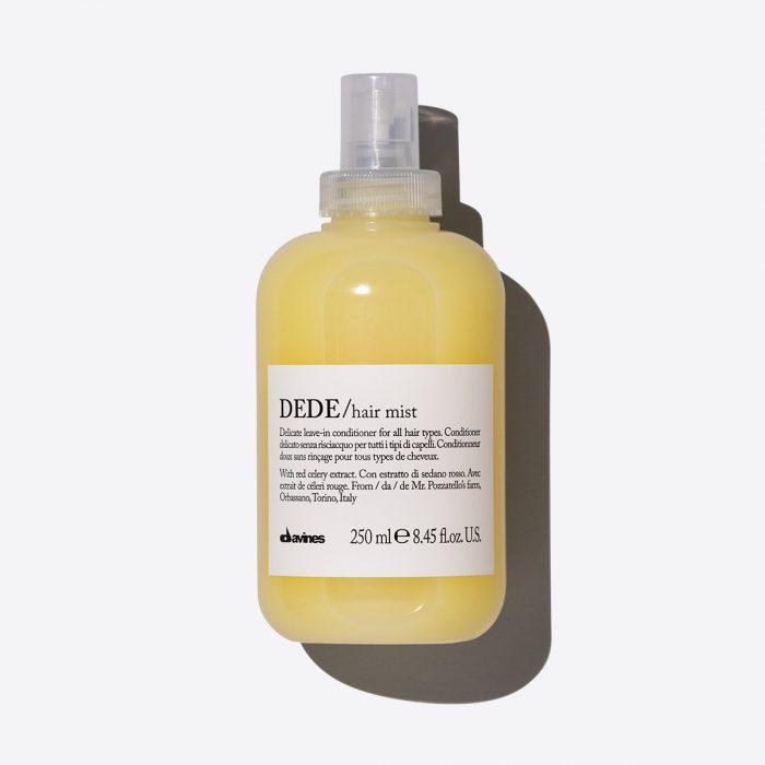 davines essential haircare dede hair mist 250ml kappersoutlet