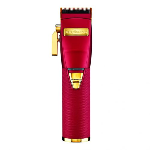 BaByliss Pro Red FX Cordless Clipper FX8700RE kappersoutlet