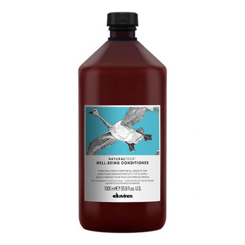 davines naturaltech well being conditioner 1000ml kappersoutlet