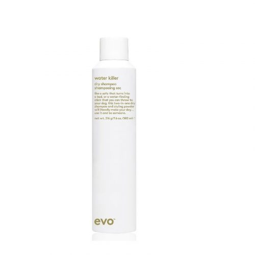 evo water killer dry shampoo 200ml kappersoutlet