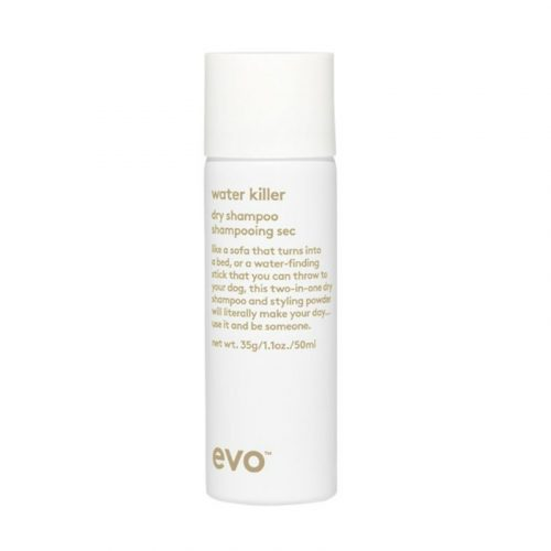 evo water killer dry shampoo 50ml kappersoutlet