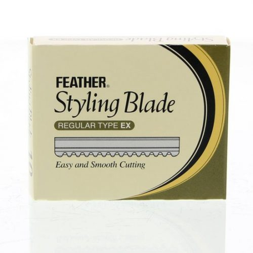 feather styling blades mesjes kappersoutlet