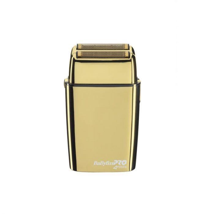 BaByliss Pro Foil Shaver Gold FoilFX02 FXFS2GE kappersoutlet