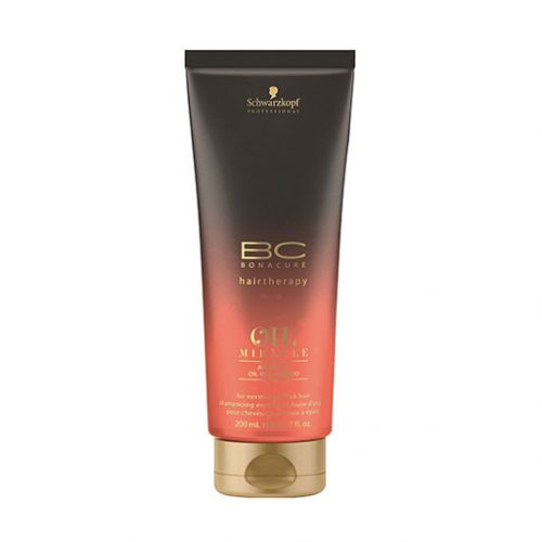 schwarzkopf bc oil miracle argan oil shampoo 200ml kappersoutlet