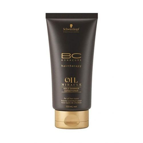 schwarzkopf bc oil miracle gold shimmer conditioner 150ml kappersoutlet